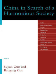 China in Search of a Harmonious Society - Guo And Guo