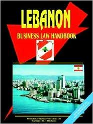 Lebanon Business Law Handbook - Usa Ibp