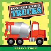 Construction Trucks [With Foil Stickers and Hard Hat] - Yoon, Salina