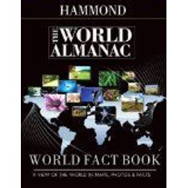 The World Almanac World Fact Book: A View of the World in Maps, Photos&Facts - Hammond Inc