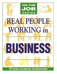 Real People Working in Business - Camenson, Blythe Goldberg, Jan