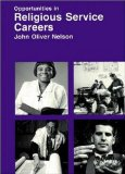 Religious Service Careers - Oliver Nelson, John