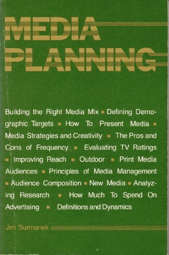 Media Planning: A Practical Guide