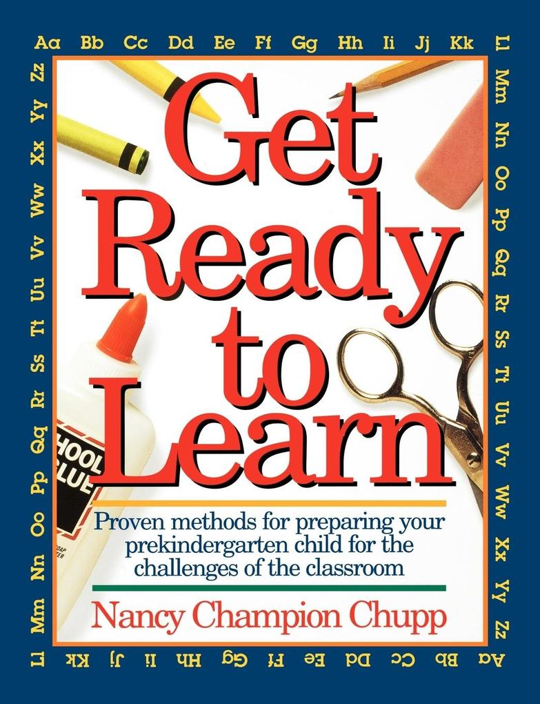 Get Ready to Learn als Taschenbuch von Nancy Champion-Chupp - Thomas Nelson Publishers