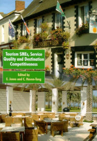 Tourism SMES, Service Quality and Destination Competitiveness - Eleri Jones