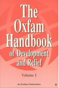 The Oxfam Handbook of Development and Relief - Suzanne Williams