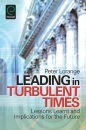 Leading in Turbulent Times (Tourism Social Science) - Peter Lorange