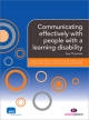 Communicating effectively with people with a learning disability - Sue Thurman