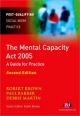 Mental Capacity Act 2005: A Guide for Practice - Robert Brown;  Paul Barber;  Debbie Martin