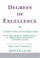Degrees of Excellence - Arzina R. Lalani