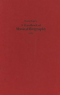 A Handbook of Musical Biography (1883) - Baptie, David Rainbow, Bernarr