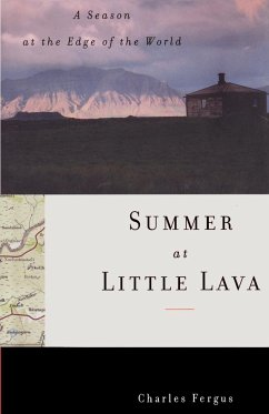 Summer at Little Lava: A Season at the Edge of the World - Fergus, Charles
