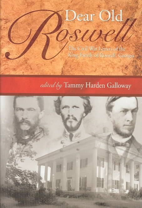 Dear Old Roswell - Tammy Harden Galloway