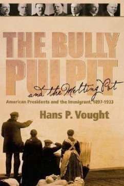 The Bully Pulpit and the Melting - Vought, Hans P.