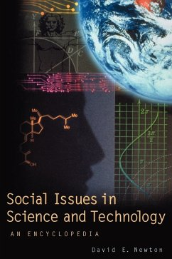 Social Issues in Science and Technology: An Encyclopedia - Newton, David E.