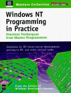 Windows NT Programming in Practice