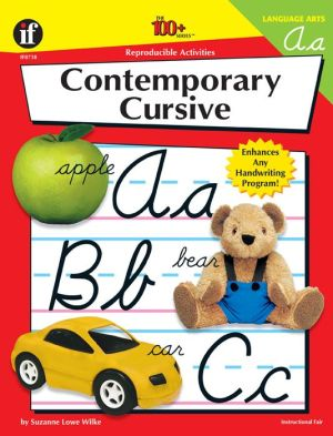 Hand Writing - Contemporary Cursive - Suzanne Lowe Wilke
