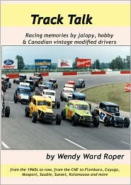 Track Talk - Wendy Ward Roper