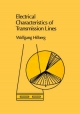 Electrical Characteristics of Transmission Lines - Wolfgang Hilberg