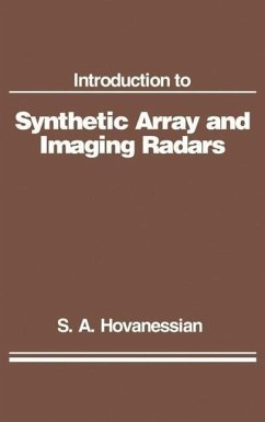 Introduction to Synthetic Array and Imaging Radars - Hovanessian, Shahan A.