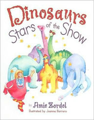 Dinosaurs: Stars of the Show - Amie Zordel