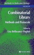 Combinatorial Library Methods and Protocols