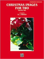 Christmas Images for Two, Vol 2 - B. J. Rosco