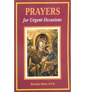 Prayers for Urgent Occasions - Bernard Marie