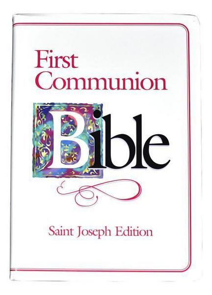 First Communion Bible-NABRE-Saint Joseph - Confraternity of Christian Doctrine