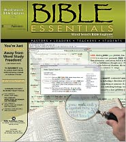Bible Essentials: WORDsearch Edition - Manufactured by AMG Publishers