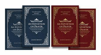 An Exposition on Prayer: Igniting the Fuel to Flame Our Communication with God