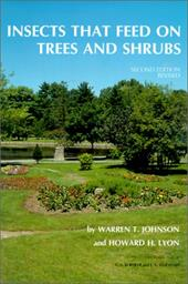 Insects That Feed on Trees and Shrubs - Johnson, Warren T. / Lyon, Howard H.