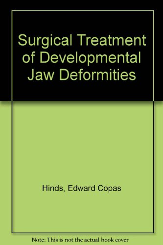 Surgical Treatment of Developmental Jaw Deformities