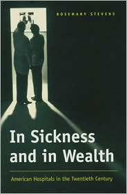 In Sickness And In Wealth - Rosemary Stevens