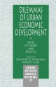 Dilemmas of Urban Economic Development - Richard D. Bingham; Robert Mier
