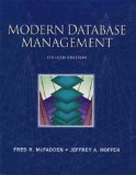 Modern Database Management - R. McFadden, Fred