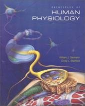 Principles of Human Physiology [With CDROM] - Germann, William J. / Stanfield, Cindy L.