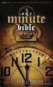 One Minute Bible for Students: 366 Devotions Connecting You with God Every Day
