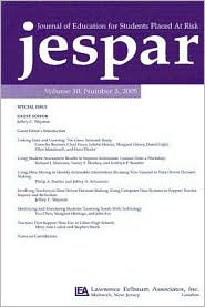 Transforming Data Into Knowledge Applications of Databased Decision Making To Improve Instructional Practice:a Special Issue of the journal of Education for Students Placed at Risk - Jeffrey C. Wayman (Editor)