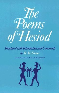 The Poems of Hesiod - Hesiod
