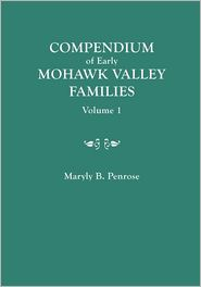 Compendium of early Mohawk Valley families