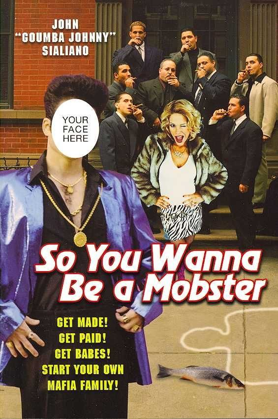 So You Wanna Be a Mobster - John Sialiano