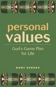 Personal Values - Dr Kurt Senske