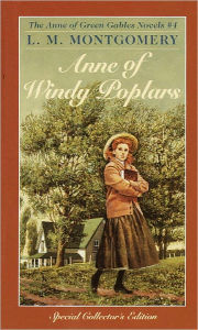 Anne Of Windy Poplars (Turtleback School & Library Binding Edition) - L. M. Montgomery