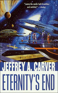 Eternity's End (Star Rigger Series #5) - Jeffrey A. Carver