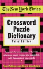 The New York Times Crossword Puzzle Dictionary [Puzzles & Games Reference Guides