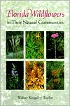Florida Wildflowers in Their Natural Communities - Walter Kingsley Taylor