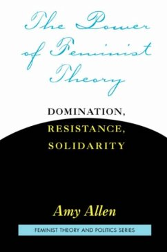 The Power of Feminist Theory - Allen, Amy