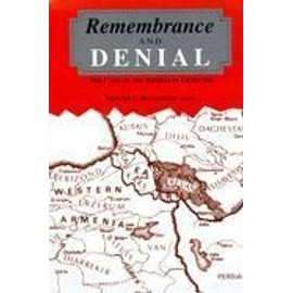 Remembrance And Denial: The Case Of The Armenian Genocide - Hovannisian / G., Richard