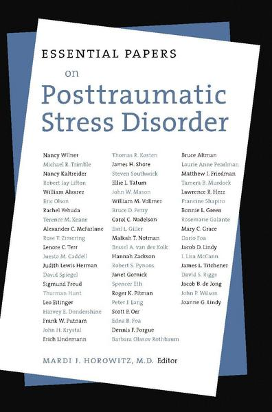 Essential Papers on Post Traumatic Stress Disorder - New York University Press